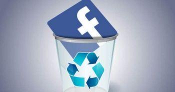 Dikkat! Facebook'unuzu silin!