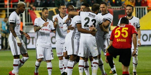 Beşiktaş 5-1 Göztepe ÖZET İZLE