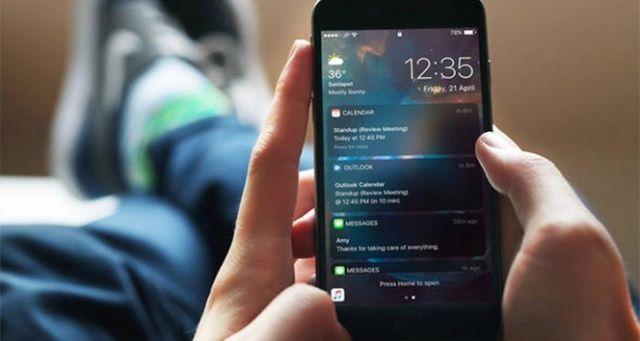iOS 12: Bu iPhone'lar ölüyor, iPhone ekranları kararıyor!