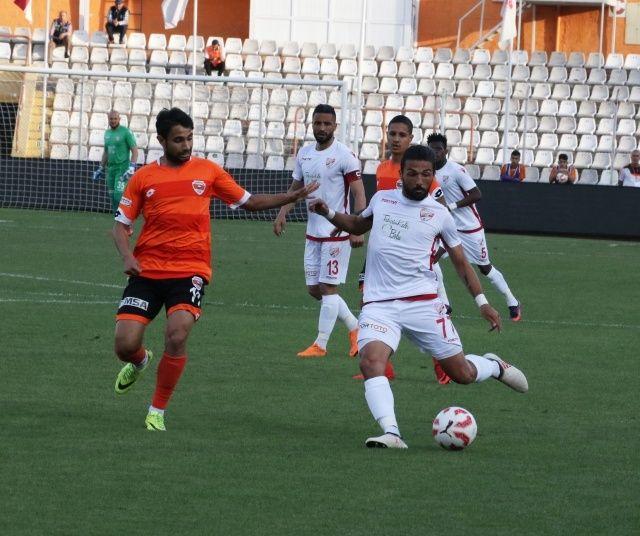 Adanaspor Boluspor maçı özeti