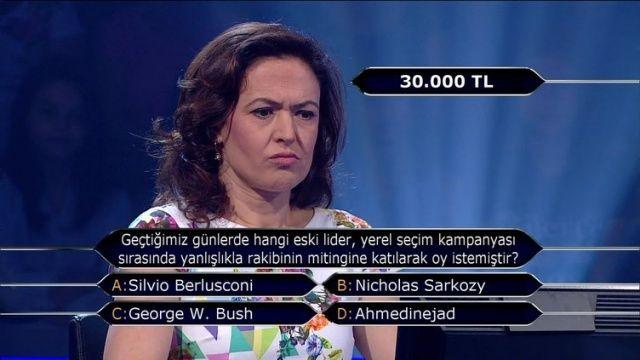 Kim milyoner olmak ister! Bu sorulara cevap verebilecek misiniz?