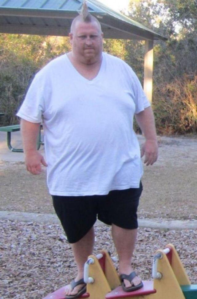 18 ayda yaptığı diyetle bir modelden bile daha zayıf hale geldi