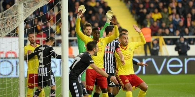Beşiktaş Yeni Malatya Maçı Geniş Özeti Golleri İZLE