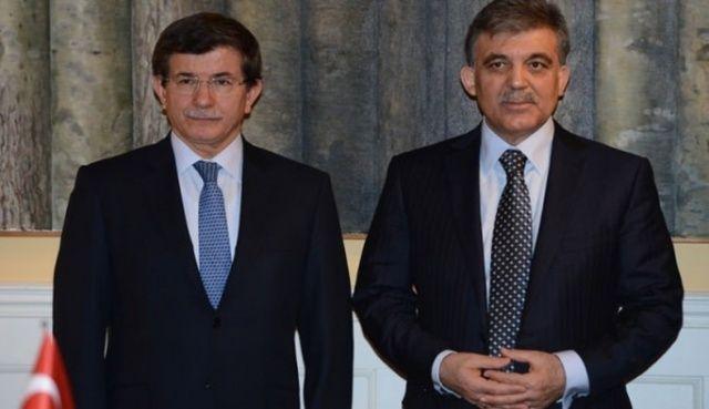 Gül'den Davutoğlu'na sürpriz teklif