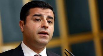 Bahçeli'nin seçim çağrısına Selahattin Demirtaş'tan açıklama