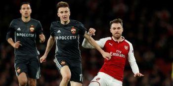CSKA-Arsenal maçı canlı izle!