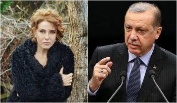 Cumhurbaşkanı Erdoğan'a hakaret etmişti! Zuhal Olcay tekrar konuştu...