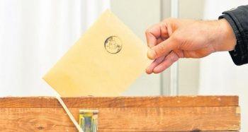 Dört partiye 548 milyon lira seçim yardımı