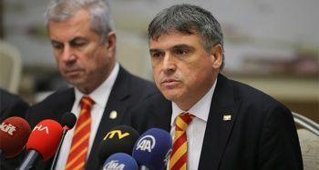 Galatasaray Başkan Adayı Fatinoğlu'nun görüntüleri gündeme oturdu