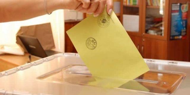 24 Haziran seçim anketi sonuçları!