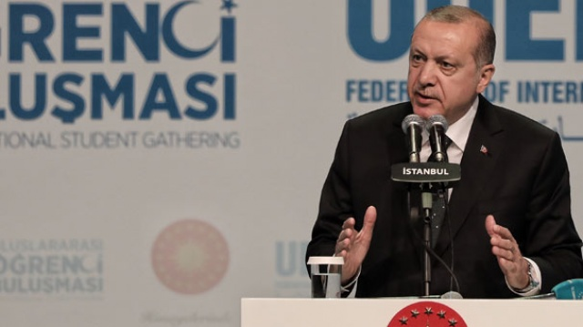 Cumhurbaşkanı Erdoğan müjdeleri peş peşe verdi