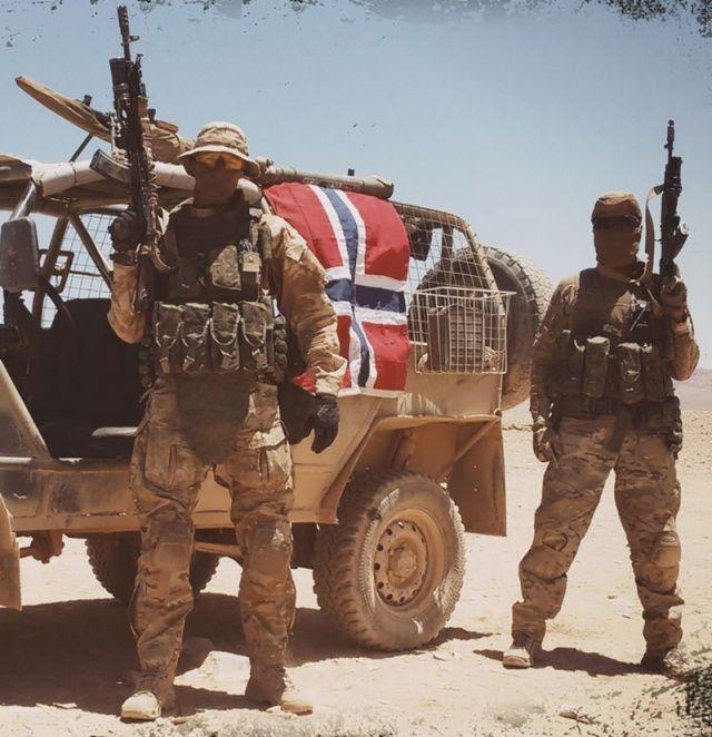 İskandinavya'dan gelip Suriye'de savaşıyorlar!