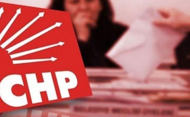 CHP'de liste krizi