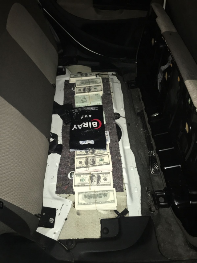 İstanbul'da yakalandı! Tam 800 bin dolar…