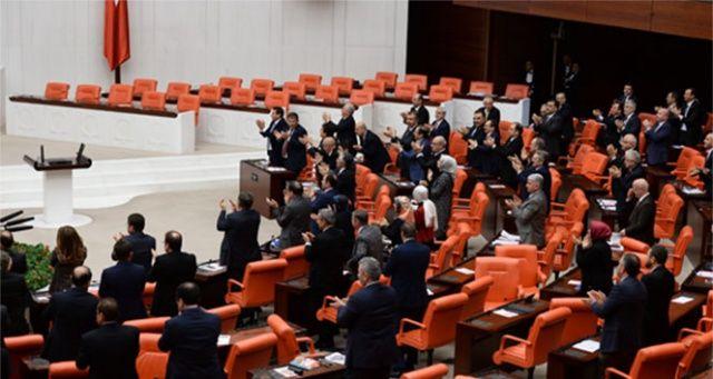 İşte AK Parti'nin meclis planı