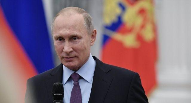 Putin, 70 senelik kavgada zeytin dalı uzattı: Barışa hazırım