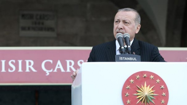 Cumhurbaşkanı Erdoğan: Pazar günü açıklayacağım