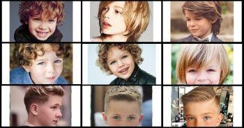 2019 Erkek Çocuk Saç Modelleri