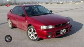 98 model Subaru`yu yenilediler