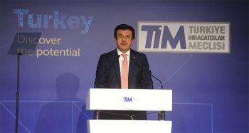 Bakan Zeybekci: '2018'in ilk çeyreğinde yüzde 7,5 civarında bir büyüme rakamı gelecek'