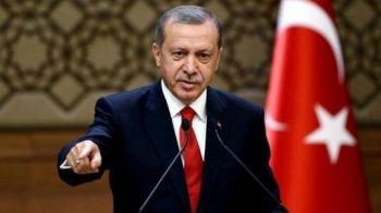 Cumhurbaşkanı Erdoğan için tüm şehre bedava yaptılar