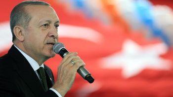 Cumhurbaşkanı Erdoğan merakla beklenen manifestoyu açıkladı