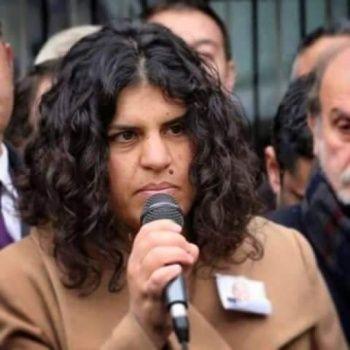 Dilek Öcalan yeniden aday oldu