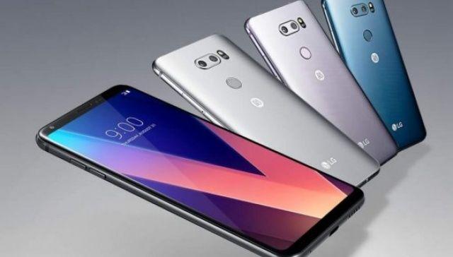 LG V35 ThinQ açıklandı