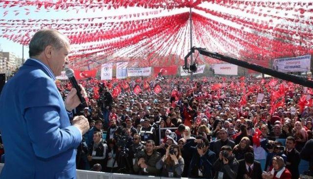Erdoğan: 'Hayırlı olsun' dedi ve duyurdu