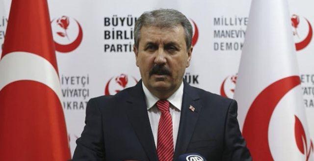 Destici'nin oy kullandığı sandıktan Erdoğan çıktı