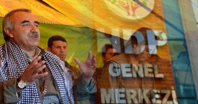 Teröristbaşı Karayılan'dan 'HDP'ye oy verin' çağrısı