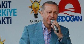 Cumhurbaşkanı Erdoğan Diyabakır'da müjde üstüne müjde verdi