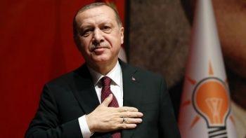 Cumhurbaşkanı Erdoğan'a bir destek daha