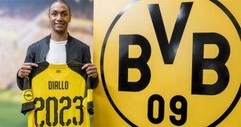 Fenerbahçe'yi sevindiren imza! Dortmund, Diallo'yu transfer etti...