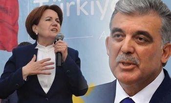 Meral Akşener'den flaş Abdullah Gül açıklaması