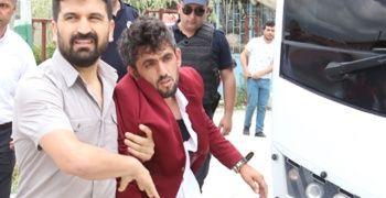 Meral Akşener'in mitinginde şehit yakını darp edildi