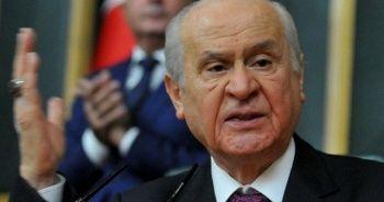 MHP lideri Bahçeli'den çok sert çıkış