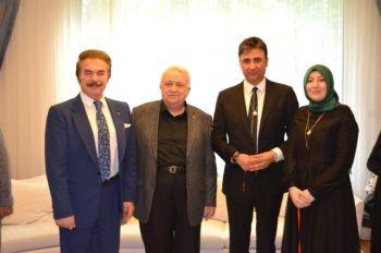 Orhan Gencebay AK PArti adayının kızını istedi