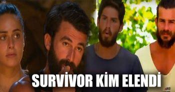Survivor kim elendi? | Survivor eleme adayları kim?