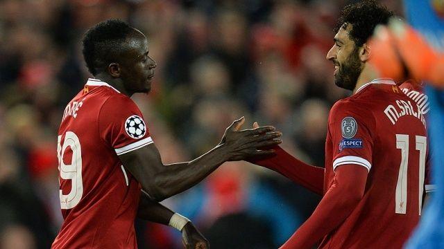 Mohamed Salah, Liverpool'da kaldı