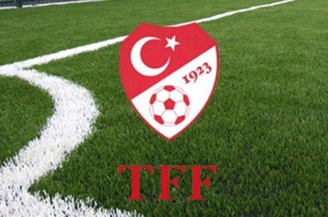 TFF resmen açıkladı! Süper Lig'de yeni dönem