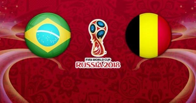 Brezilya - Belçika maçı skor kaç kaç? Şifresiz canlı izle