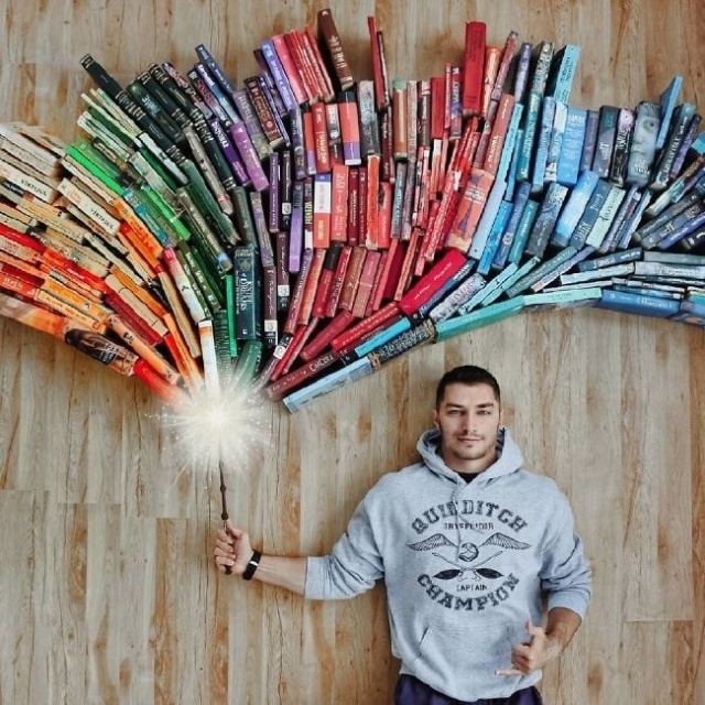 Popülaritesini kitaplara borçlu