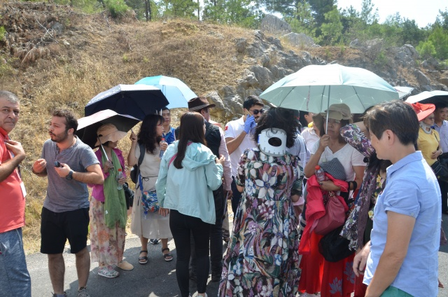 Antalya'da sıcak saatler! Ölü ve yaralılar var