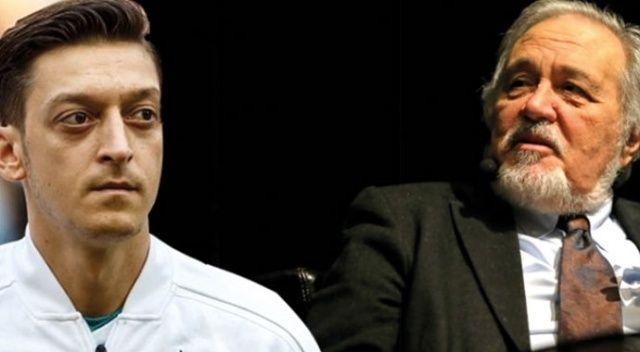 Prof. Dr. İlber Ortaylı'dan Mesut Özil açıklaması