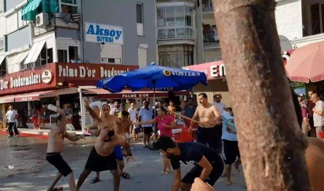 Bursa'da ortalık karıştı! Bu kavganın nedeni pes dedirtti