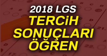 2018 LGS Tercih Sonuçları e-Okul Sorgulama! |LGS MEB tercih sonucu -ÖĞREN-