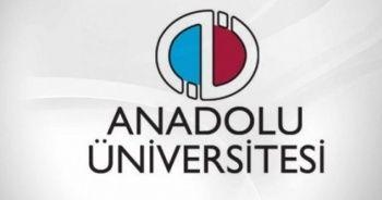 Anadolu Üniversitesi Açıköğretim'den bir hizmet daha!