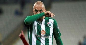 Bursasporlu yıldız oyuncunun sözleşmesi feshedildi!