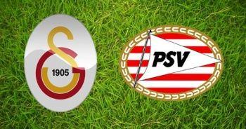 Galatasaray PSV Eindhoven maçı canlı izle